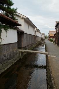倉吉の町並み 蔵の町の写真素材 [FYI00920853]