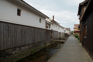 倉吉の町並み 蔵の町の写真素材 [FYI00920862]