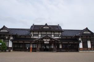 旧国鉄大社線 大社駅の写真素材 [FYI00920863]