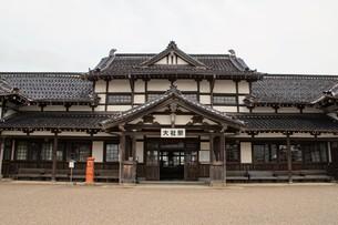 旧国鉄大社線 大社駅の写真素材 [FYI00920864]