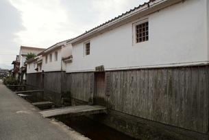 倉吉の町並み 蔵の町の写真素材 [FYI00920865]