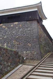 松江城二の丸跡櫓の写真素材 [FYI00920870]
