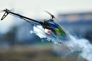 ラジコンヘリコプターの写真素材 [FYI00921148]