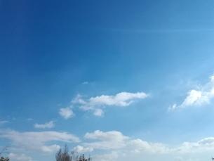 きれいな空2の写真素材 [FYI00921206]
