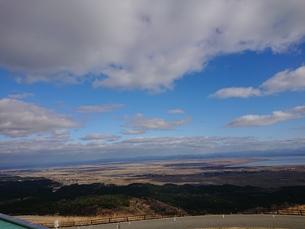 八郎潟の写真素材 [FYI00921592]