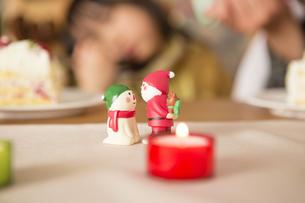 クリスマスのおもちゃの素材 [FYI00921775]