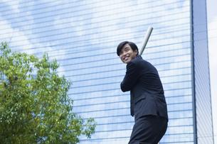 若い会社員の男性の写真素材 [FYI00921825]