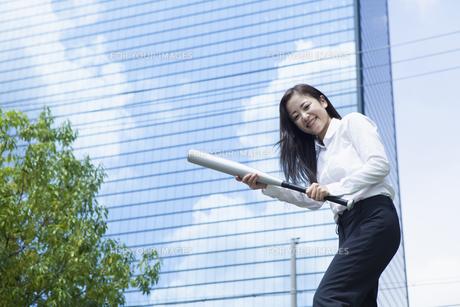 若い会社員の女性の写真素材 [FYI00921831]