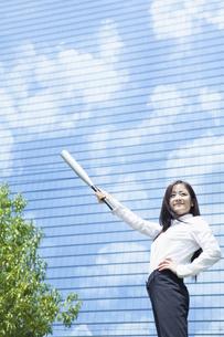 若い会社員の女性の写真素材 [FYI00921833]