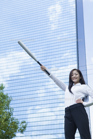 若い会社員の女性の写真素材 [FYI00921836]