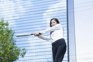 若い会社員の女性の写真素材 [FYI00921886]
