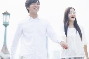 若い男女のカップルの素材 [FYI00921931]
