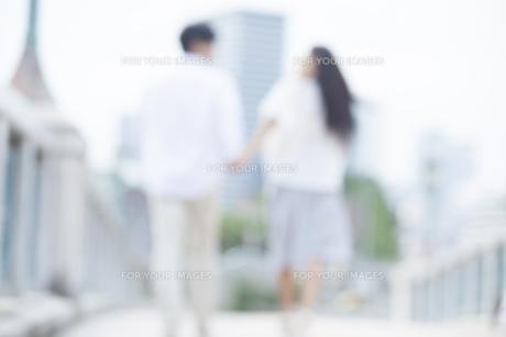 若い男女のカップルの素材 [FYI00922009]