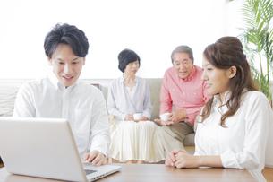 PCで検索する家族の素材 [FYI00922195]