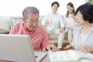 PCで検索する家族の素材 [FYI00922213]