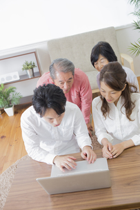 PCで検索する家族の素材 [FYI00922241]