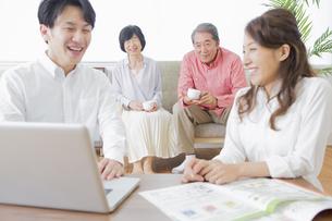 PCで検索する家族の素材 [FYI00922246]