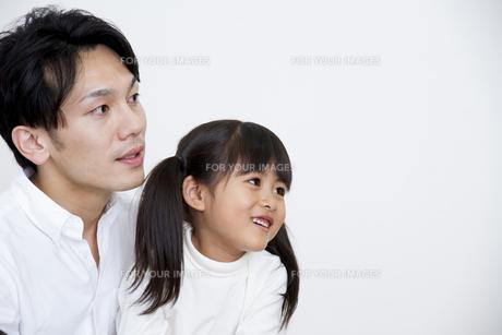 団欒する家族の写真素材 [FYI00922358]