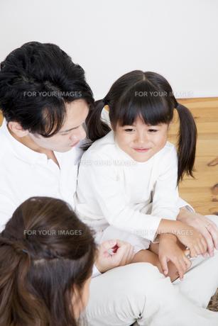 団欒する家族の素材 [FYI00922391]