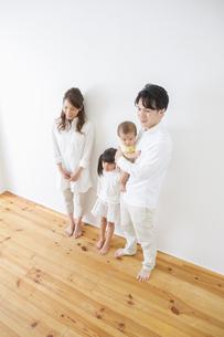 団欒する家族の写真素材 [FYI00922501]