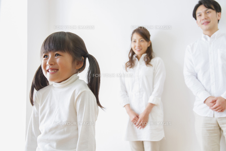 団欒する家族の写真素材 [FYI00922519]