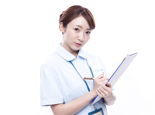 若い女性の医療従事者の写真素材 [FYI00923305]