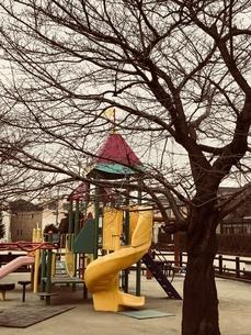 小さな公園の写真素材 [FYI00923489]