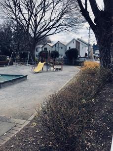 街の公園の写真素材 [FYI00923600]