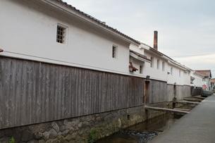 倉吉の町並み 蔵の町の写真素材 [FYI00923718]