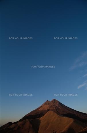 山と青空の素材 [FYI00925931]