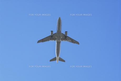 飛行機の素材 [FYI00927491]