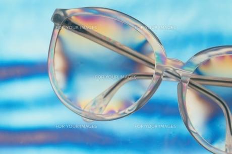 ポラグラフィー(眼鏡)の素材 [FYI00929665]