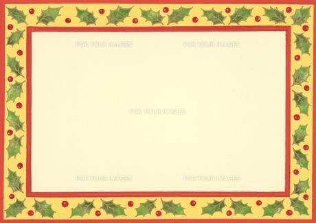 クリスマスイメージ イラストの素材 [FYI00930656]
