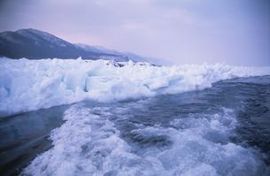 流氷の素材 [FYI00932579]