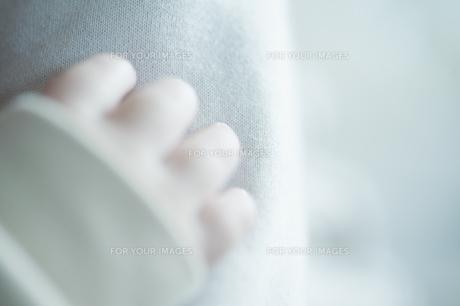 赤ちゃんの手の素材 [FYI00934928]