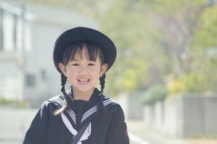 笑う幼稚園児の素材 [FYI00935497]