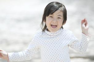 笑う女の子の素材 [FYI00935587]