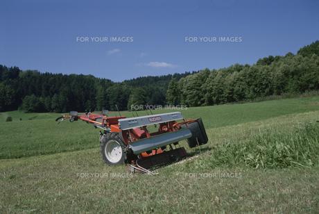 農作業機械の素材 [FYI00938388]