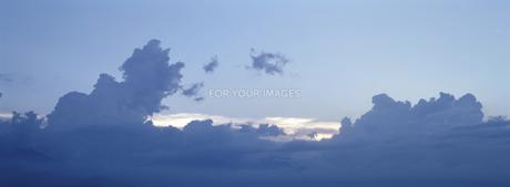 雲の素材 [FYI00939066]