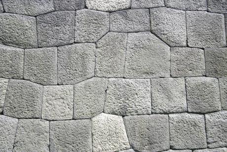 石垣の素材 [FYI00939843]