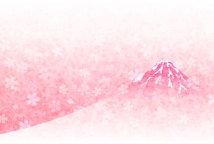 桜のイラスト素材 [FYI00941760]