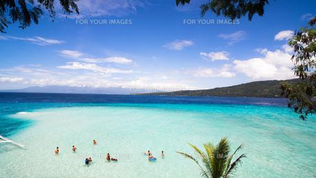 フィリピン ビーチの写真素材 [FYI00941910]