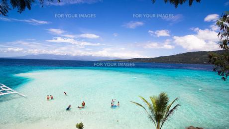 フィリピン ビーチの写真素材 [FYI00941912]