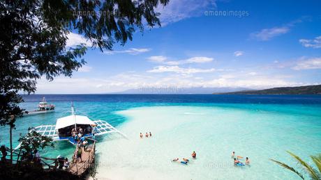 フィリピン ビーチの写真素材 [FYI00941914]