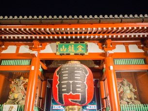 雷門 浅草寺の写真素材 [FYI00941942]