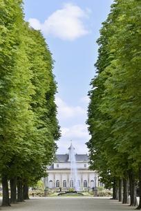 ピルニッツ宮殿「新宮殿」(ドイツ・ドレスデン)の写真素材 [FYI00942043]