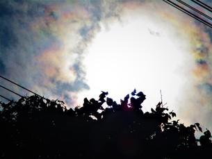 雲から光の写真素材 [FYI00942148]