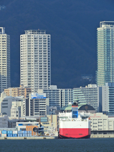 神戸旅イメージの写真素材 [FYI00942352]