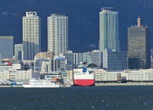 神戸旅イメージの写真素材 [FYI00942353]