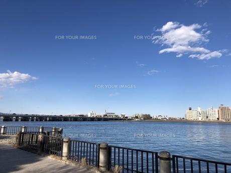海と空の写真素材 [FYI00942385]